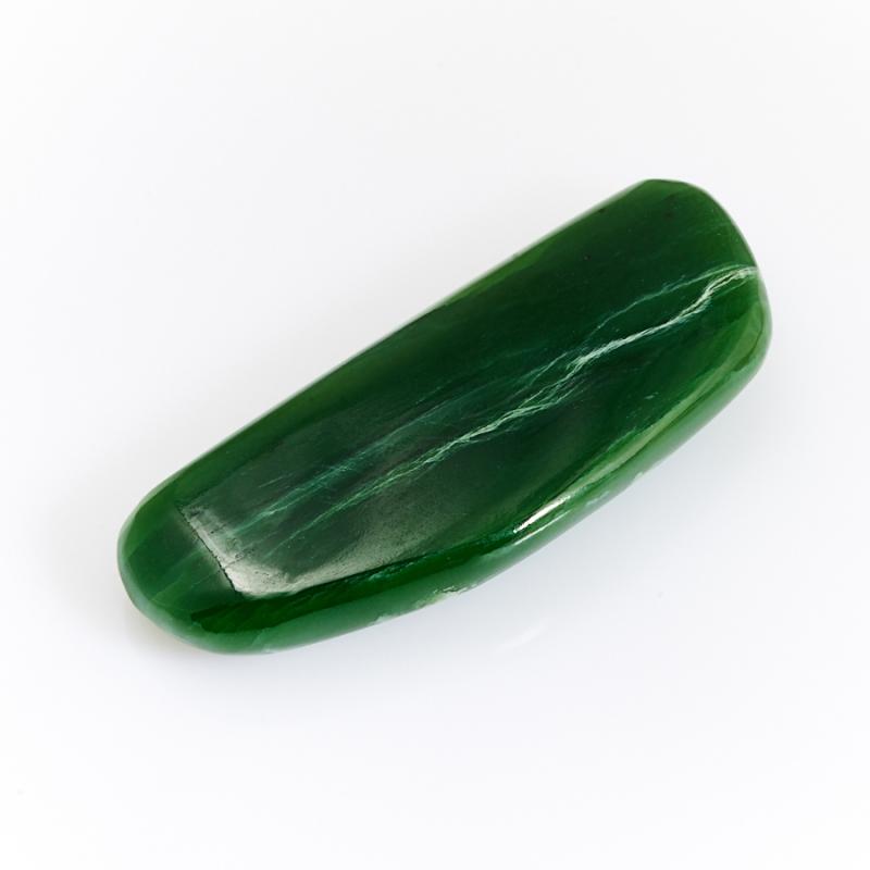 Галтовка Нефрит зеленый Россия S