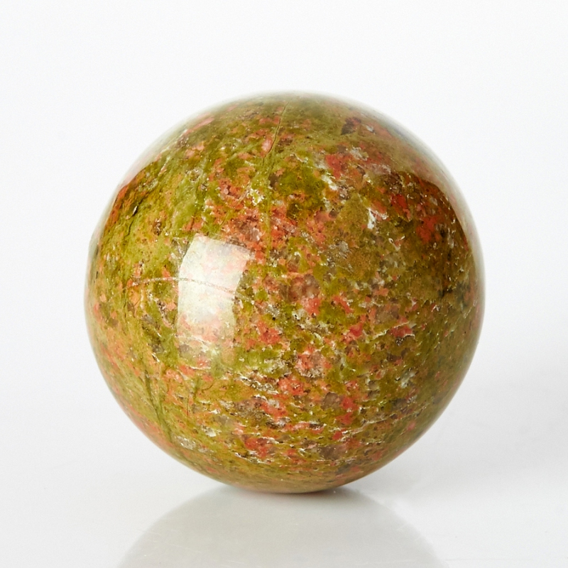 Шар унакит  2,5 см
