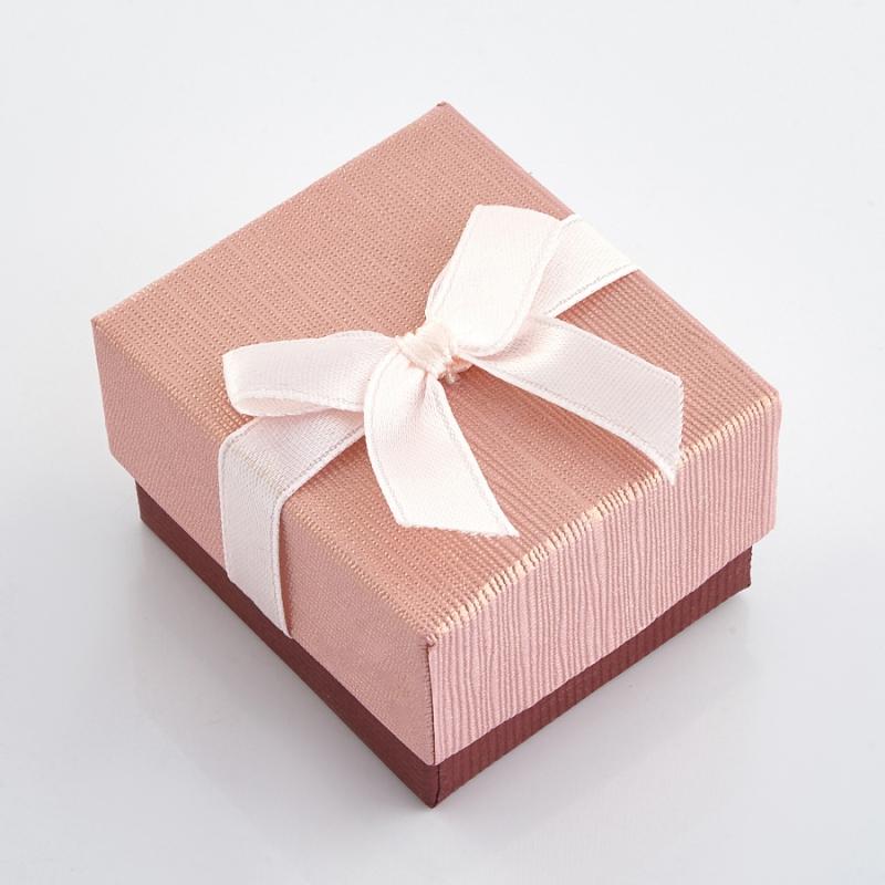 Подарочная упаковка под кольцо/серьги 50х45х35 мм