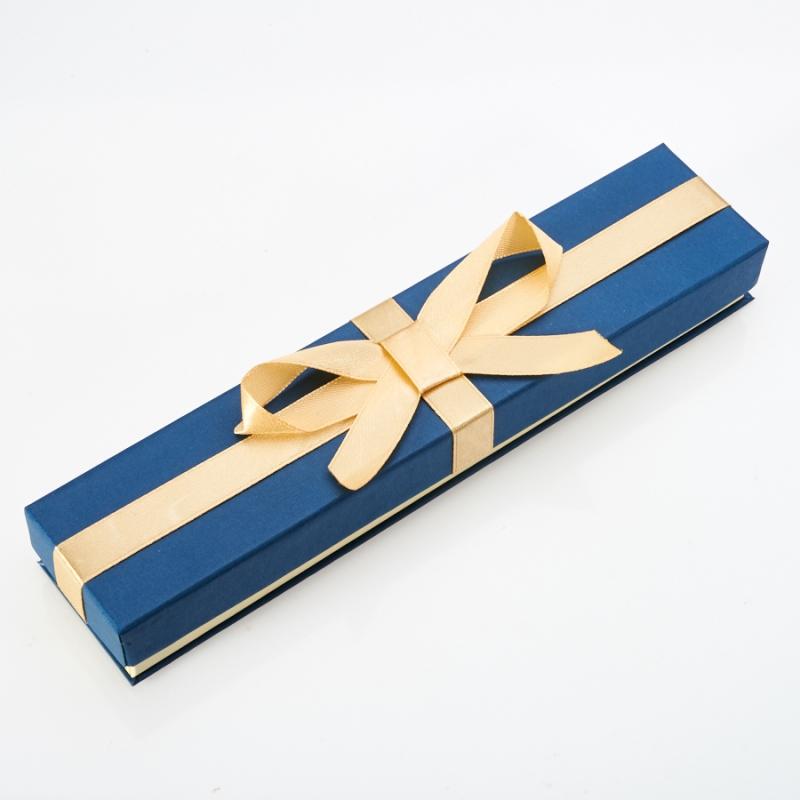 Подарочная упаковка под цепь/браслет 205х43х25 мм цена