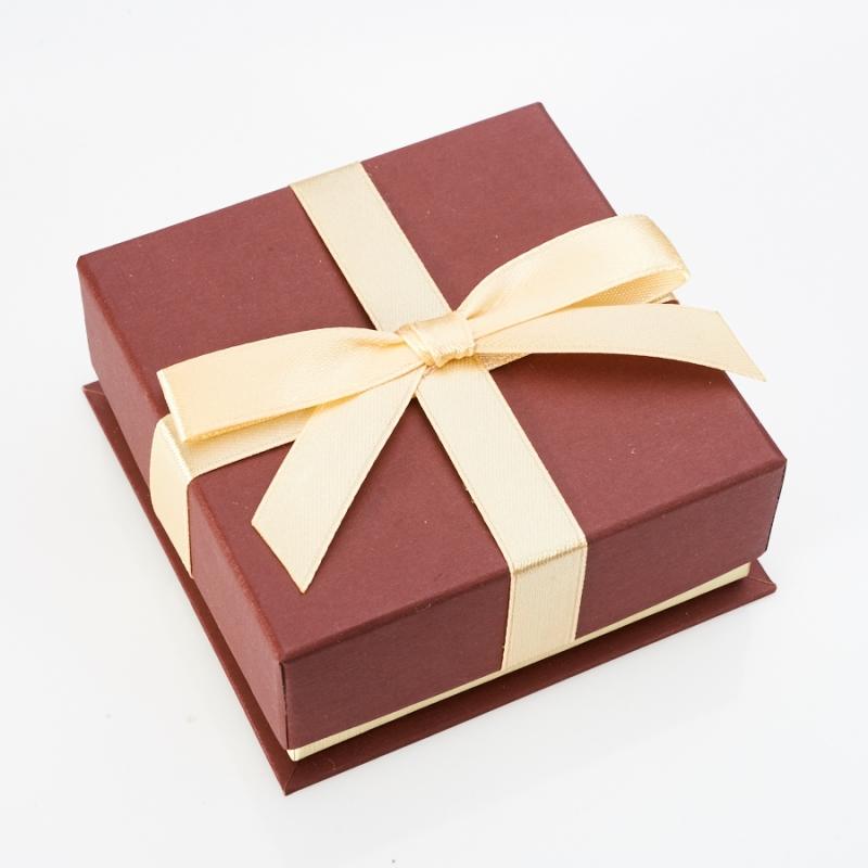 """Подарочная упаковка универсальная 85х85х35 мм ООО """"Карелшунгит"""""""