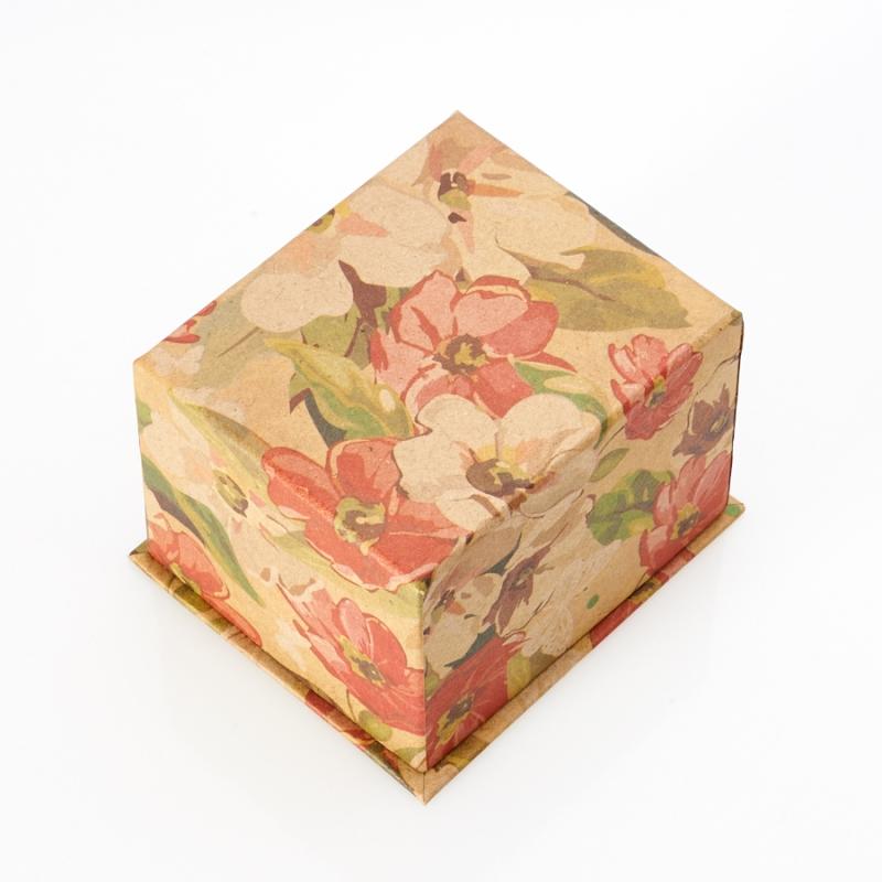 Подарочная упаковка под кольцо/серьги 65х55х50 мм