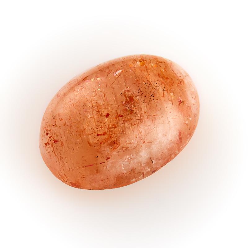 Кабошон солнечный камень  10*14 мм