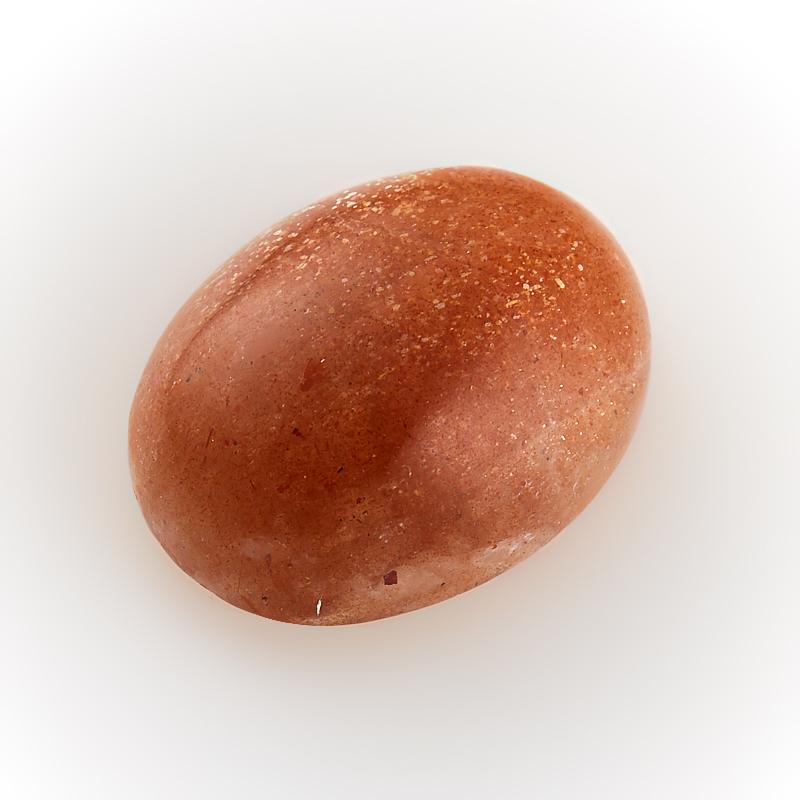 Кабошон солнечный камень  12*16 мм кабошон нефрит зеленый 10 16 мм