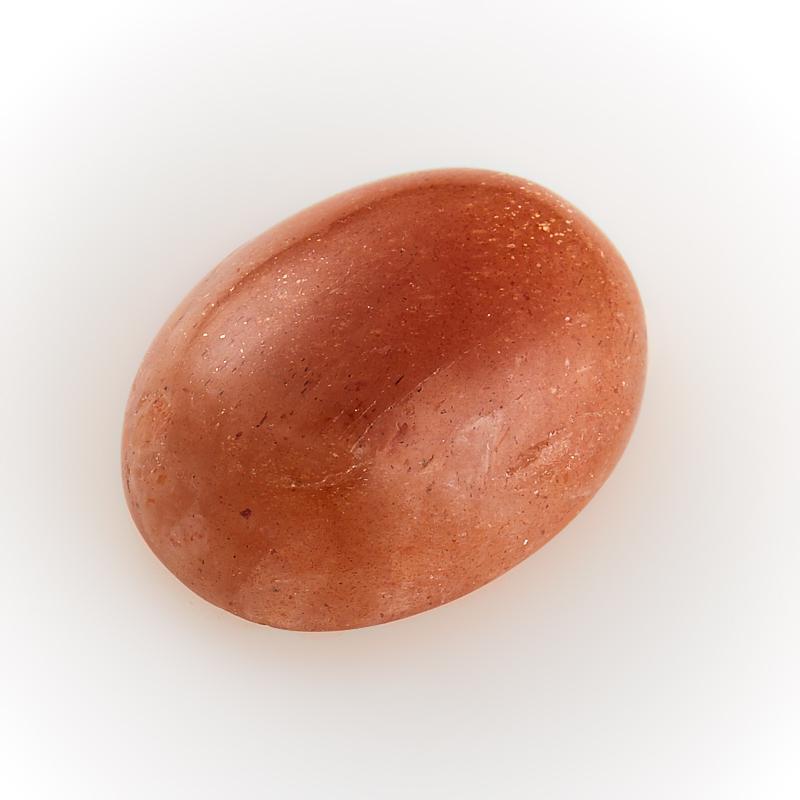 Кабошон солнечный камень  12*16 мм