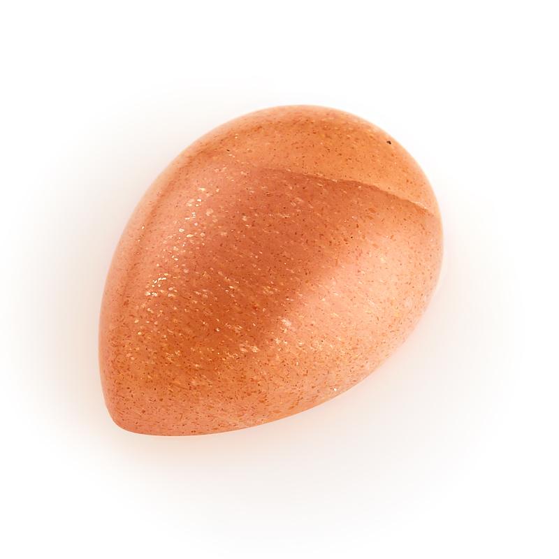 Кабошон солнечный камень  13*18 мм кабошон соколиный глаз 18 25 мм