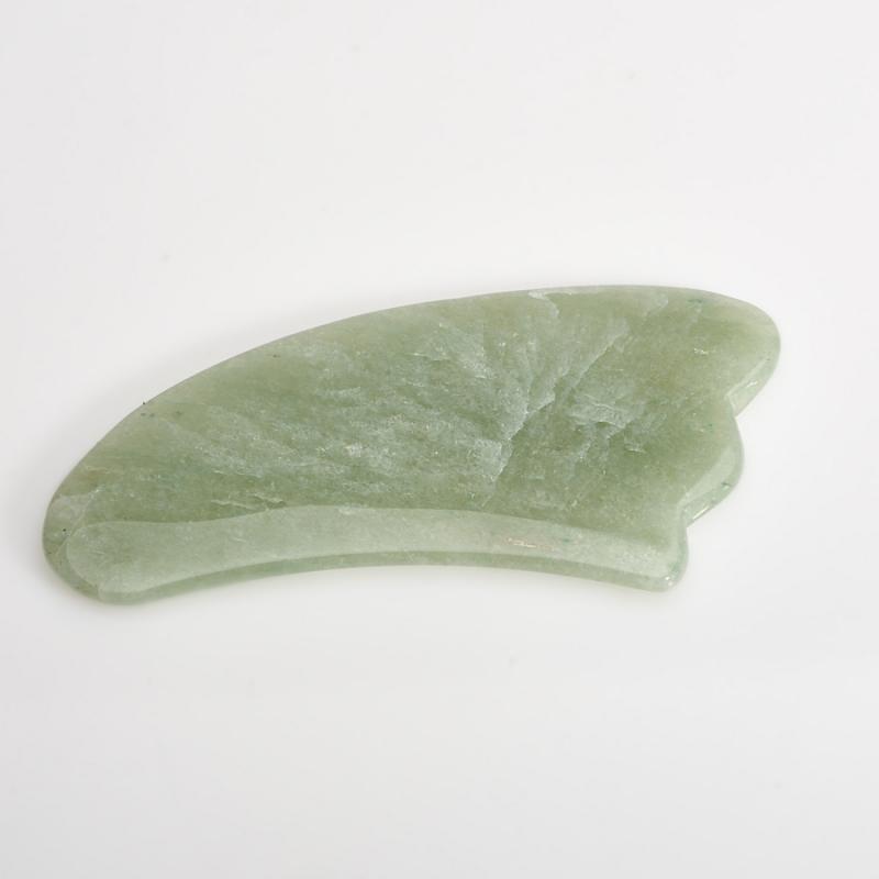 Массажер авантюрин зеленый  10-11 см