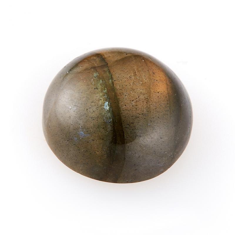 Кабошон лабрадор  12 мм