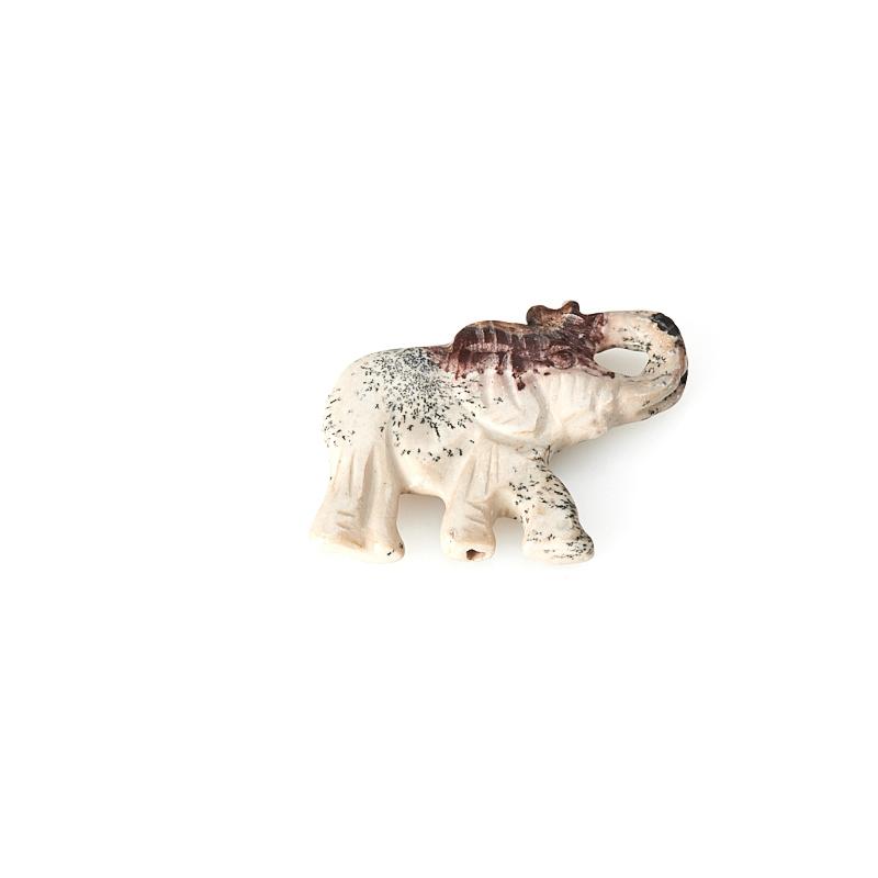 Пуговица яшма  3,5 см кратон next 160
