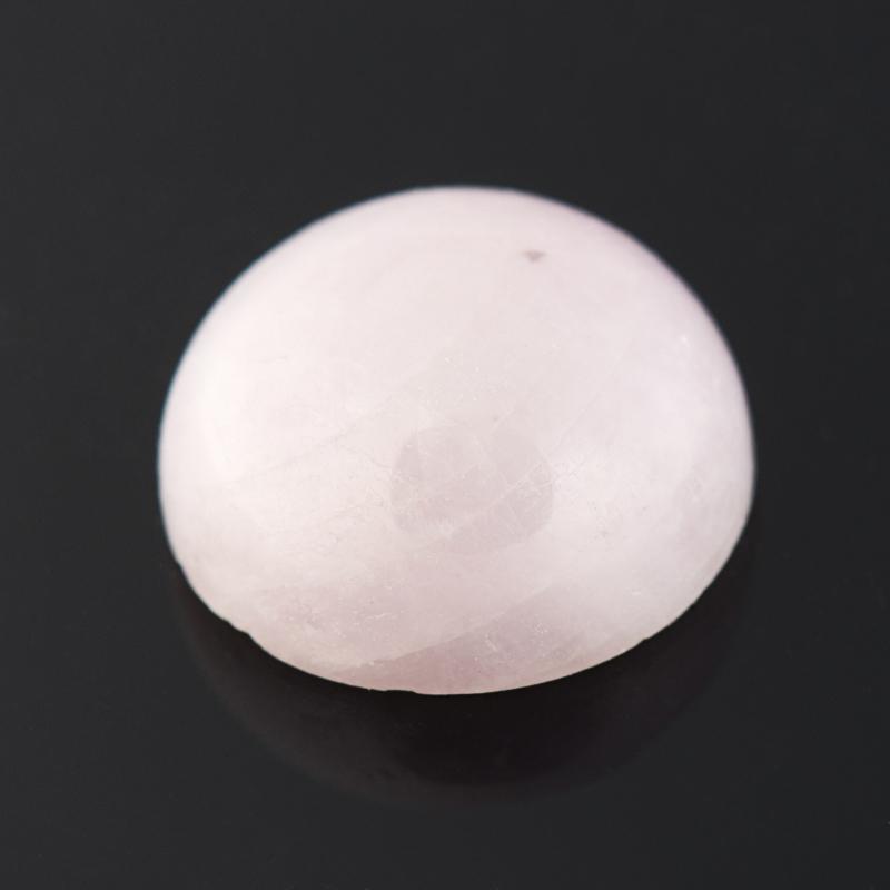 Кабошон кунцит  10 мм кабошон фосфосидерит 18 мм