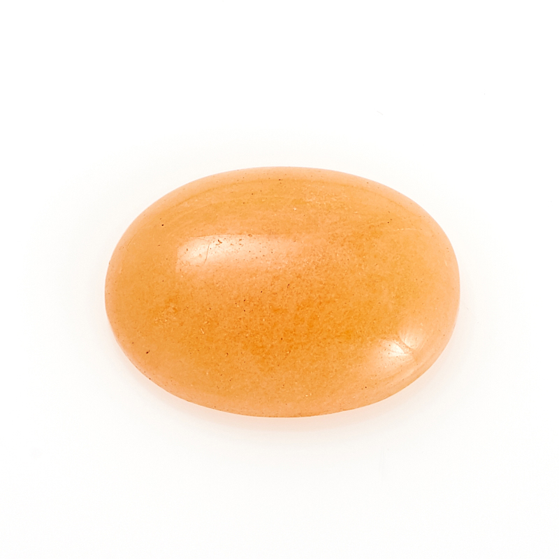Кабошон авантюрин желтый  15*20 мм
