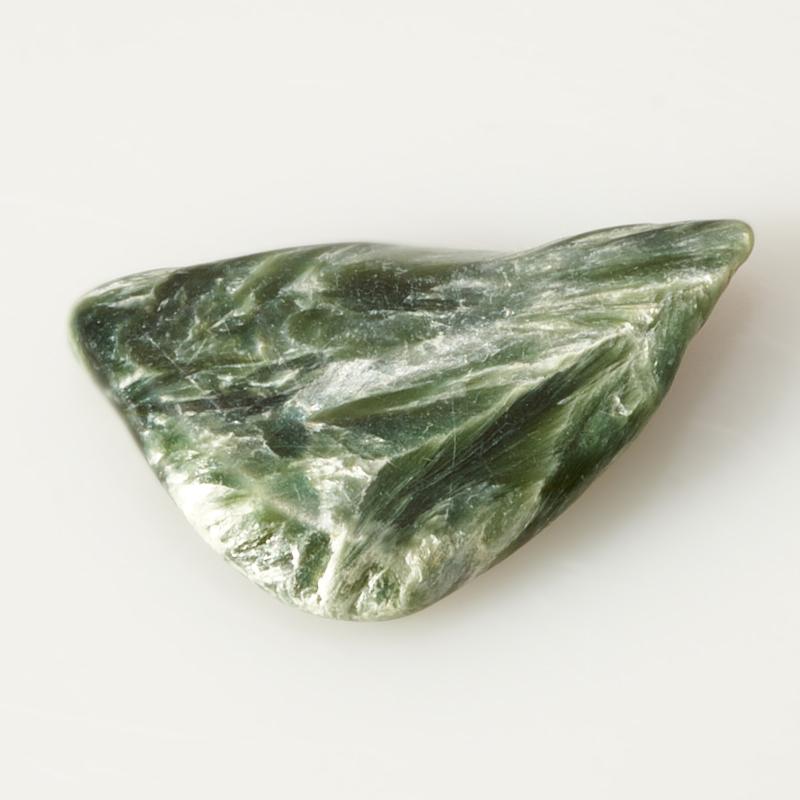 Галтовка Клинохлор (серафинит) Россия (1-1,5 см) 1 шт