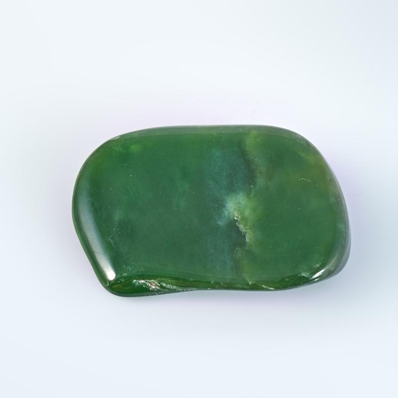 Нефрит зеленый  (4-5 см) 1 шт