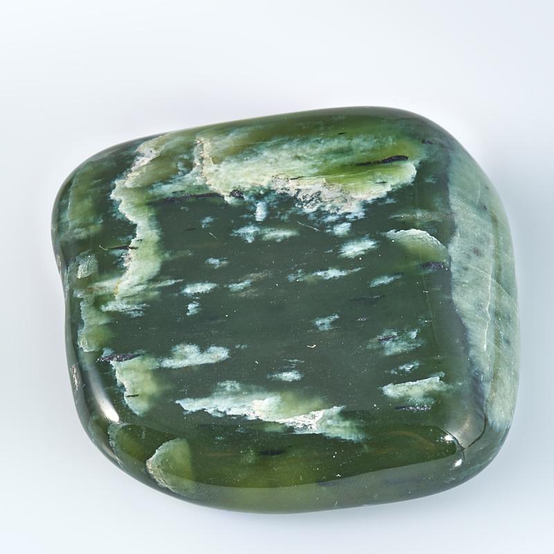 Нефрит зеленый (6-7 см) 1 шт berlingo бумага для заметок c клеевым краем 7 6 х 7 6 см цвет зеленый 100 листов