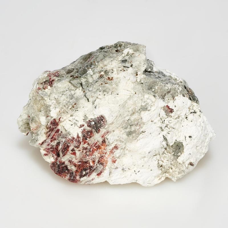Образец виллиомит, эгирин, микроклин  S