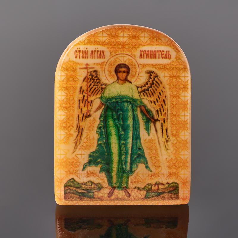 Изображение селенит Ангел-хранитель 6 см елена смирнова ангел хранитель