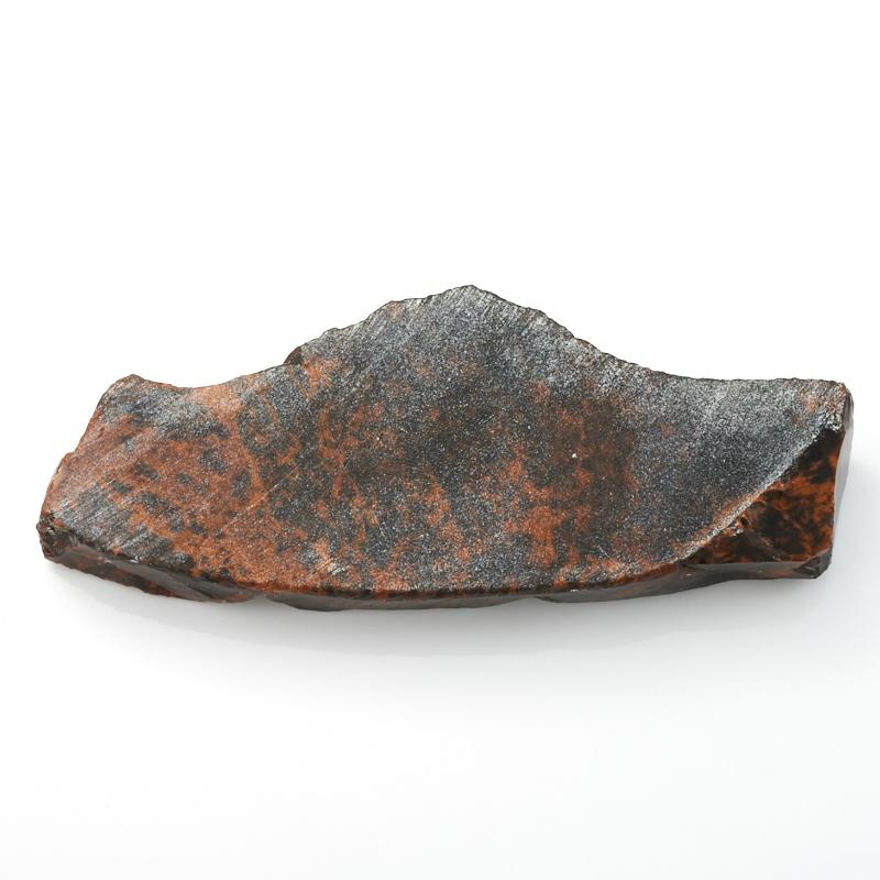 Срез обсидиан коричневый  M