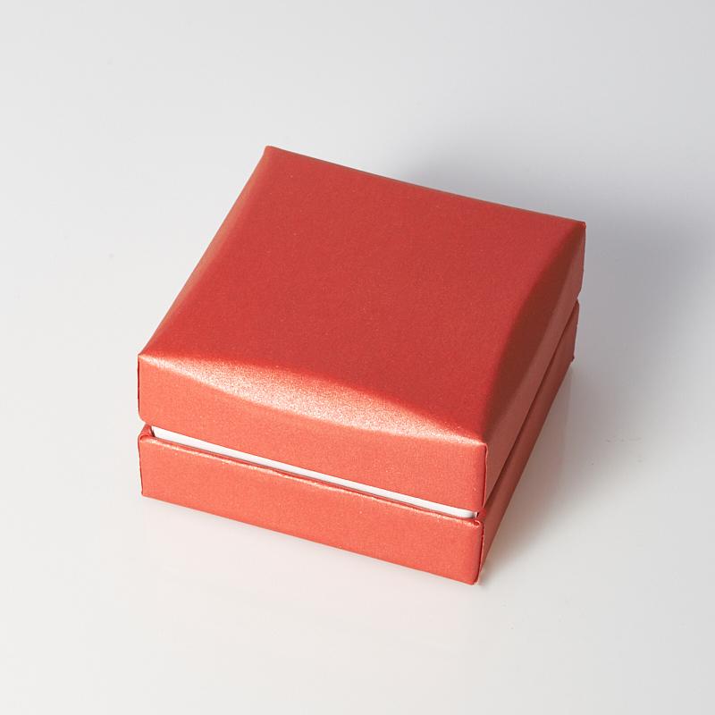 Подарочная упаковка под комплект (кольцо, серьги, кулон) 60х60х35 мм жен мотаться уникальный дизайн в виде подвески кулон серебряный одинарная цепочка перо серьги назначение повседневные