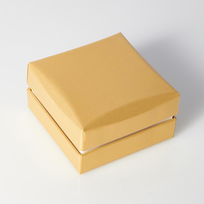 Подарочная упаковка под комплект (кольцо, серьги, кулон) 60х60х35 мм