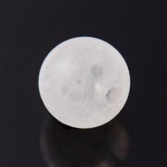 Бусина лунный камень Индия шарик 4,5-5 мм (1 шт)