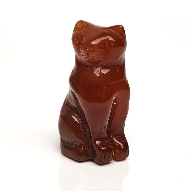 Котик сердолик  5 см