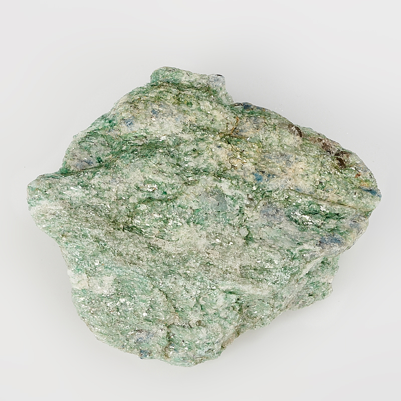 Образец авантюрин зеленый, фуксит  M