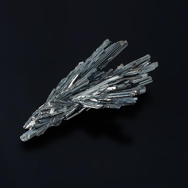 Кристалл антимонит  (сросток) S