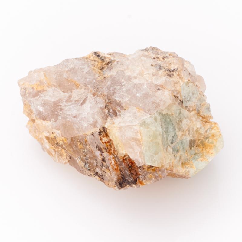 Кристалл в кварце берилл  XS