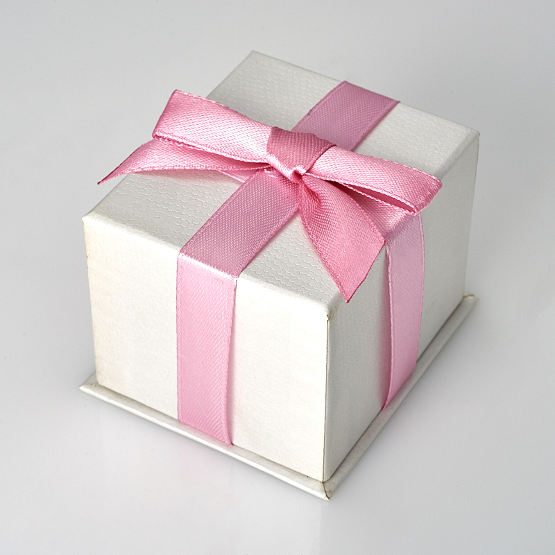 Подарочная упаковка под кольцо/серьги 70х60х50 мм