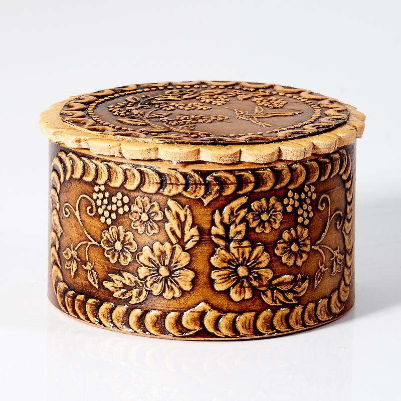 Шкатулка для хранения украшений 5х3,5 см