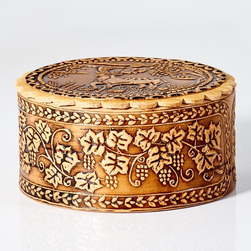 Шкатулка для хранения украшений 7,5х4 см