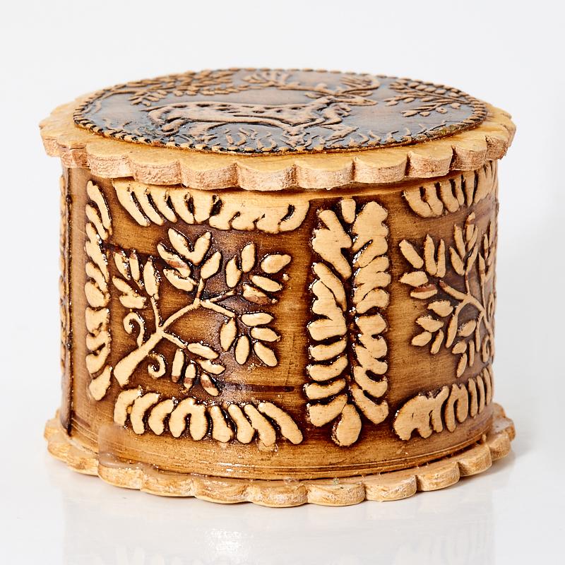 Шкатулка для хранения украшений 4,5х3 см