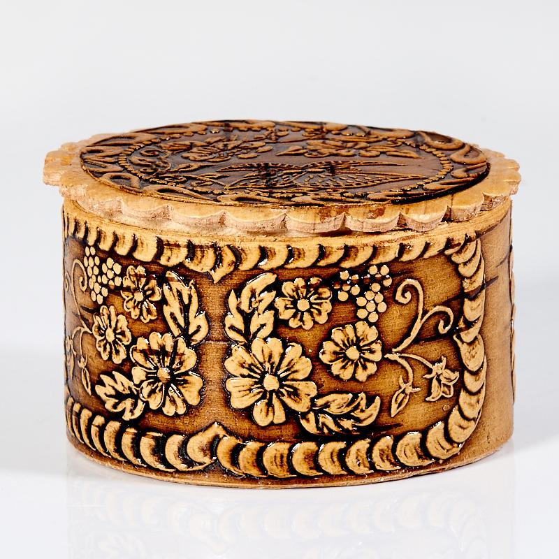 Шкатулка для хранения украшений 5,5х3,5 см