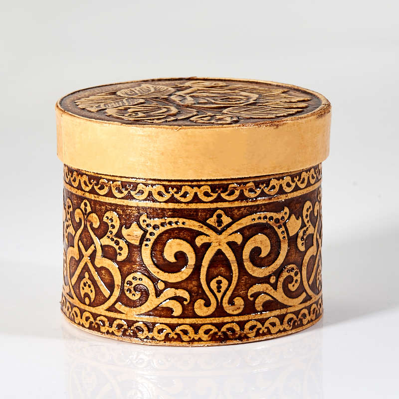 Шкатулка для хранения украшений 5,5х4,5 см