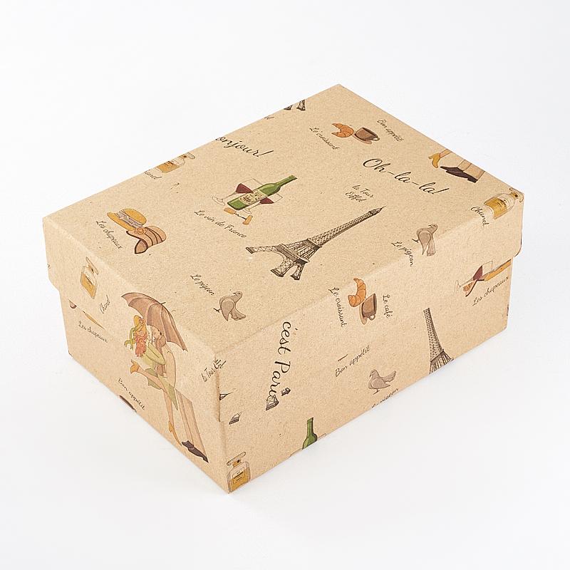 Подарочная упаковка универсальная 155х115х70 мм