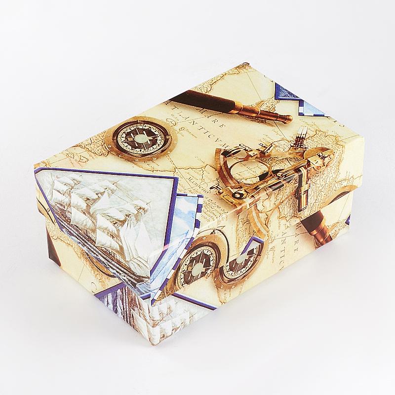 Подарочная упаковка универсальная 115х75х50 мм
