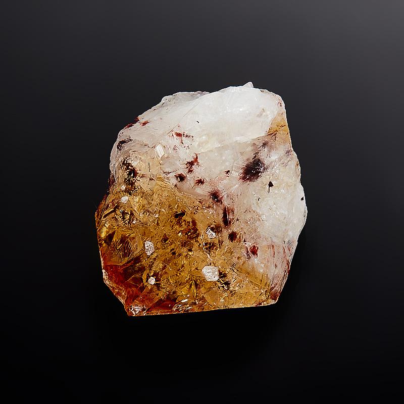 Кристалл цитрин  XS