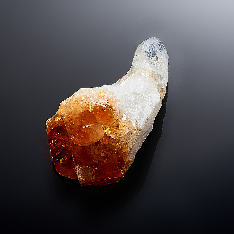 Кристалл цитрин  (сросток) S