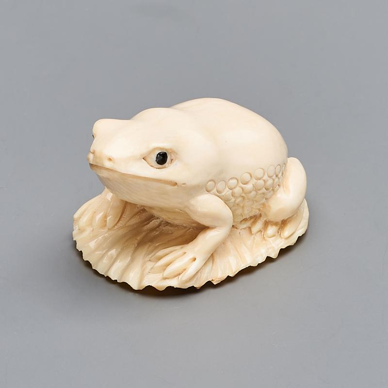 Лягушка бивень мамонта  3,5 см