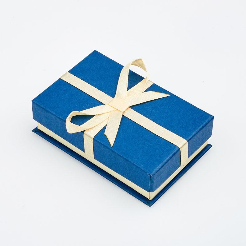 Подарочная упаковка под комплект (серьги, кольцо) 85х55х25 мм