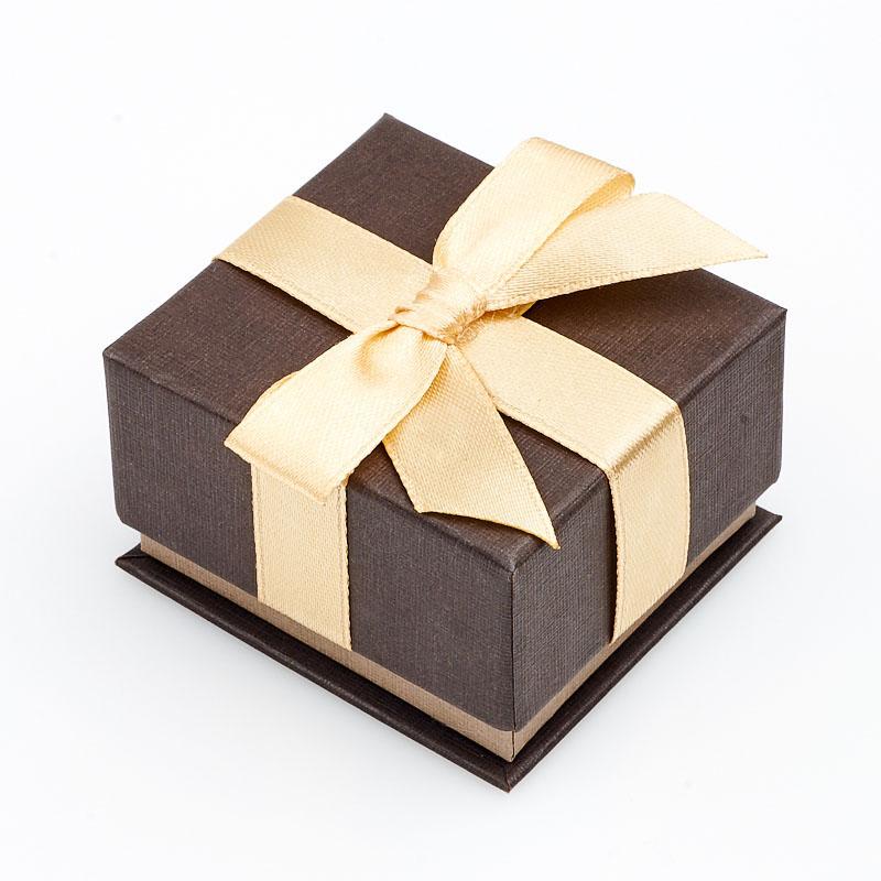 Подарочная упаковка под кольцо/серьги 55х50х35 мм