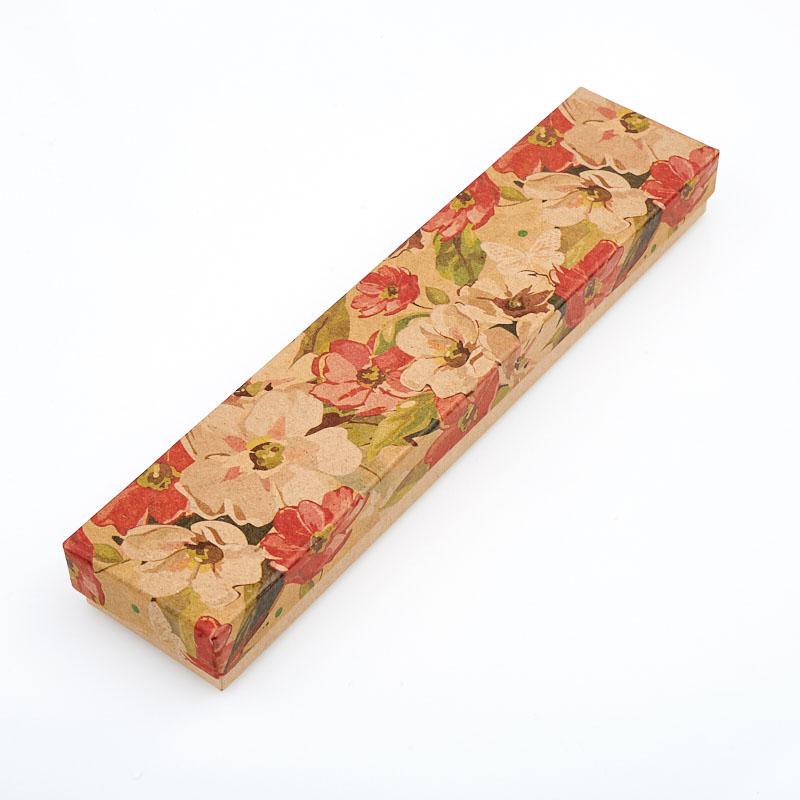Подарочная упаковка под цепь/браслет 200х45х23 мм