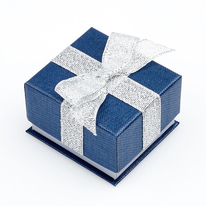 Подарочная упаковка под серьги/кольцо 55х50х35 мм
