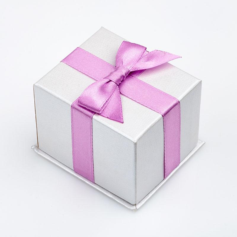 Подарочная упаковка под кольцо/серьги 65x55x50 мм