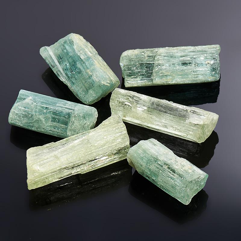 Кристалл аквамарин (1,5-2,5 см) 1 шт кристалл в породе аквамарин 87х78х68 мм