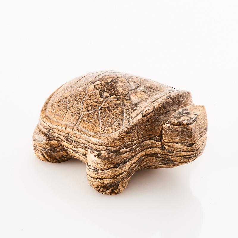 Черепаха яшма рисунчатая  7 см