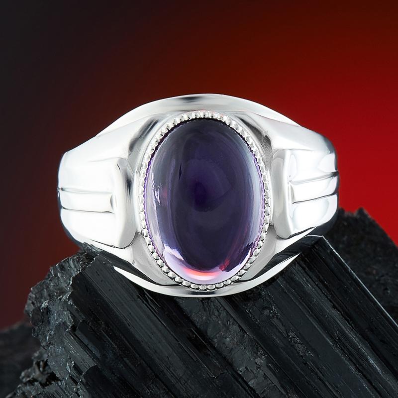 Кольцо аметист  (серебро 925 пр.) размер 20,5 кольцо авантюрин серебро 925 пр размер 20 5