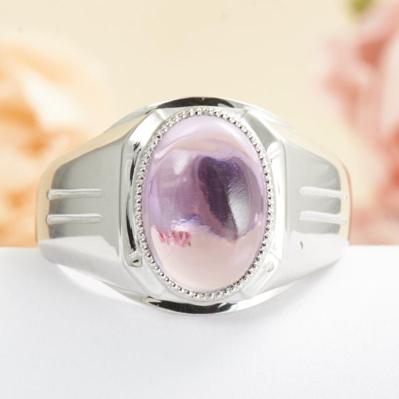Кольцо аметист  (серебро 925 пр.) размер 22,5 кольцо аметист серебро 925 пр размер 19 5