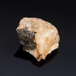 Образец танталит, кварц Казахстан XXS