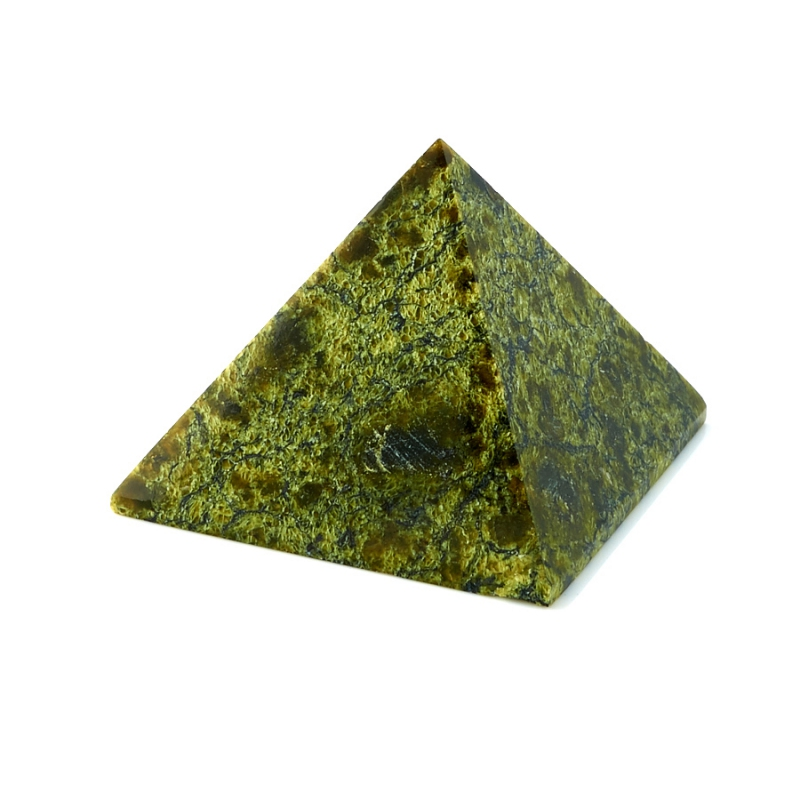 Пирамида змеевик  3,5 см